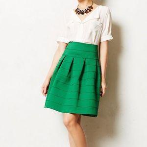 Girls From Savoy Ponte Bell Skirt